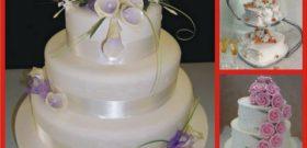 10 вопросов и ответов о свадебных тортах.