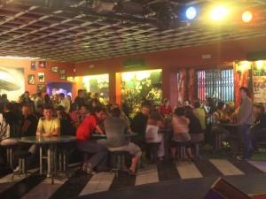 Открытие рок бара Цеппелин