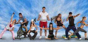 Женский фитнес клуб «Монро»