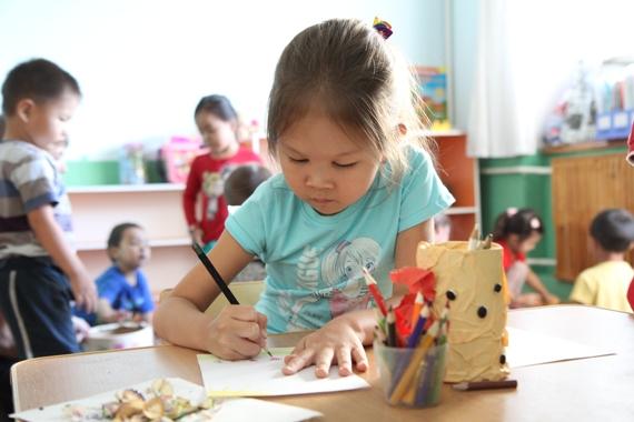 """Детский сад """"Мир Детства и Творчества"""""""