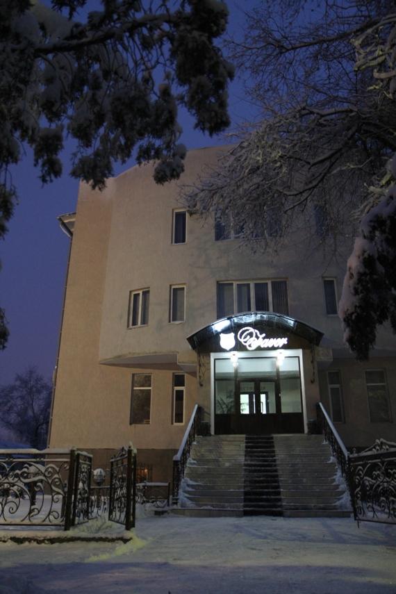 отель в Бишкеке