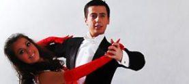 Бальные танцы в Бишкеке