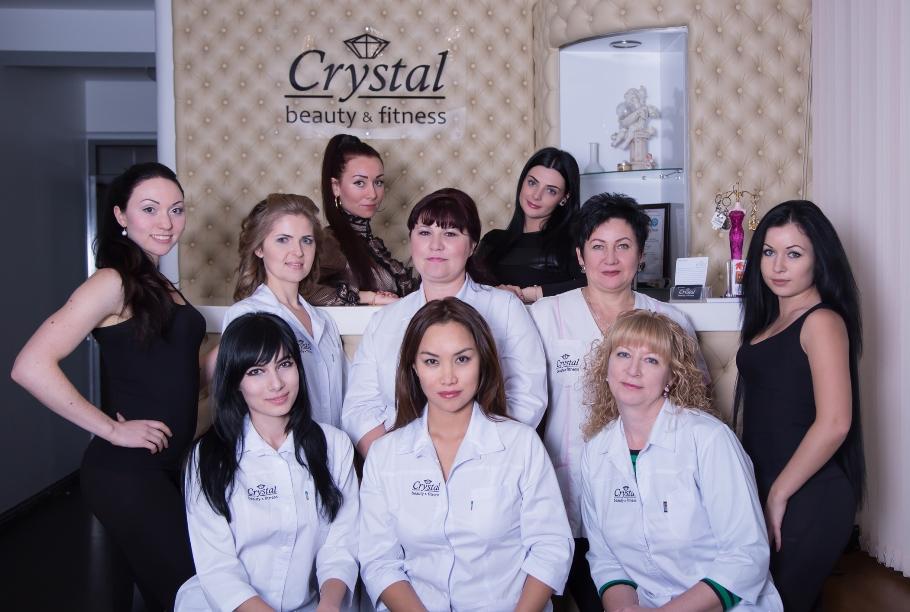 Салон красоты Кристалл