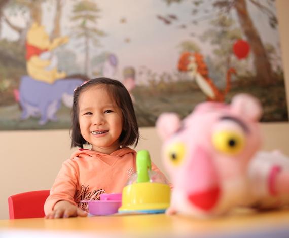 Детский сад в Бишкеке «Ананайка»