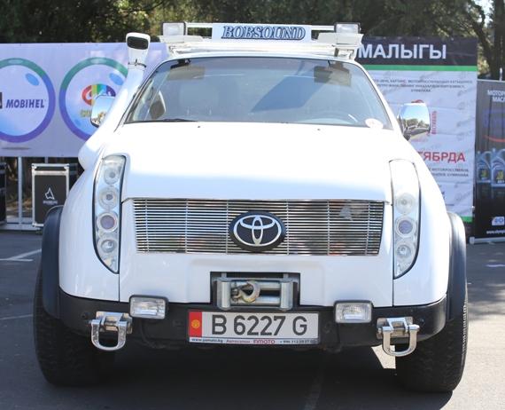 22 сентября Бишкек