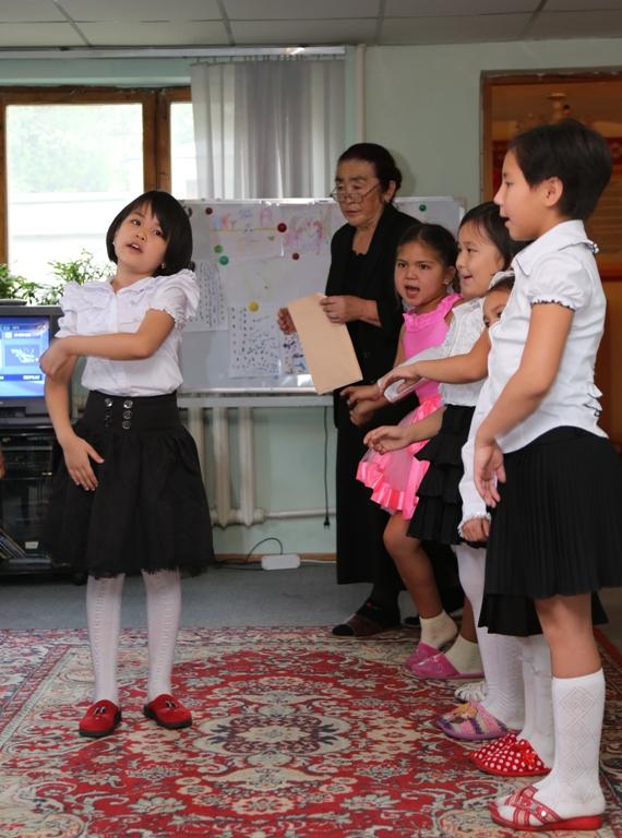 Детский сад, подготовка к школе