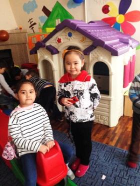 частный детский сад в Бишкеке