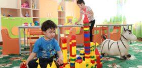 Спортивно-языковый детский сад «Теннис Кидс»