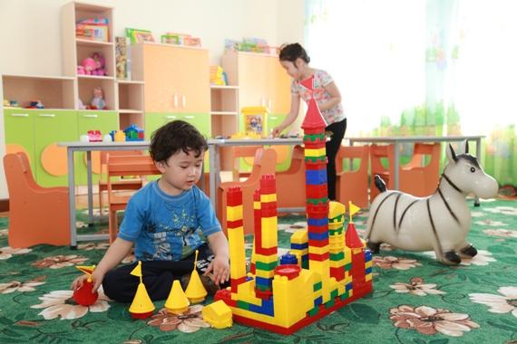 Спортивно-языковый детский сад