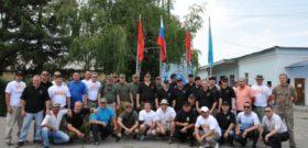 Первые международные соревнования по пулевой стрельбе среди ветеранов «Альфы»