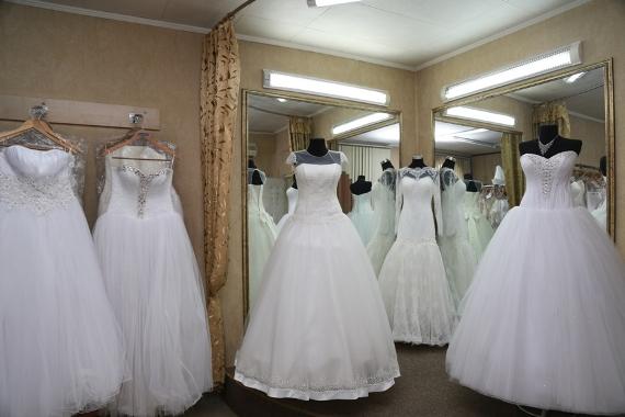 Салон свадебных платьев виктории