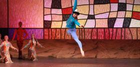 Балет «Манкурт» 18-19 Апреля 2015 года в Кыргызском Национальном Академическом Театре оперы и балета