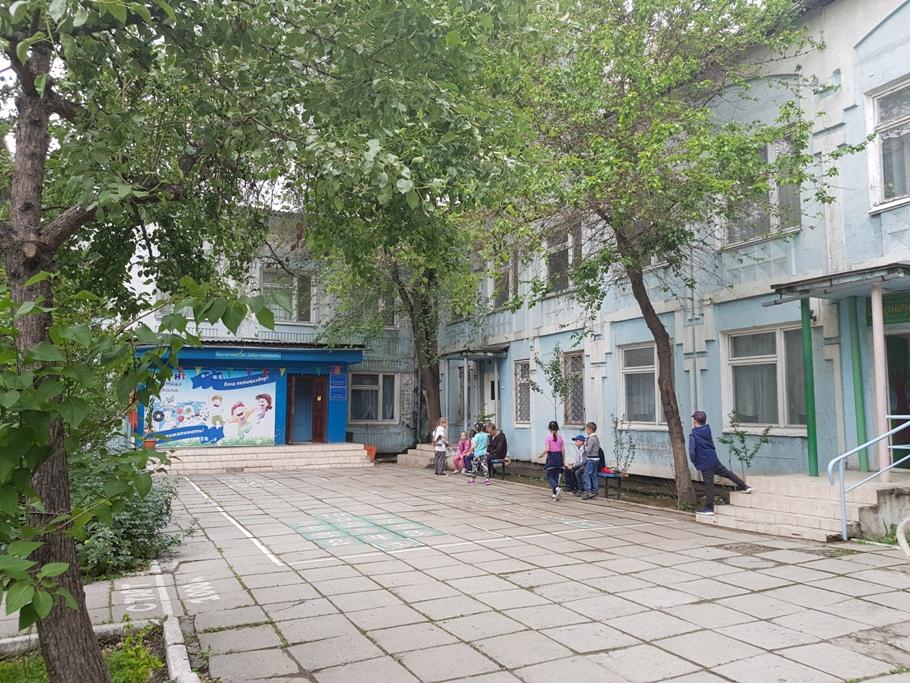 Детский сад и детский образовательный центр «СлоненОК»