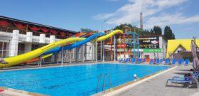 Бассейны и аквапарк в «Sun City»
