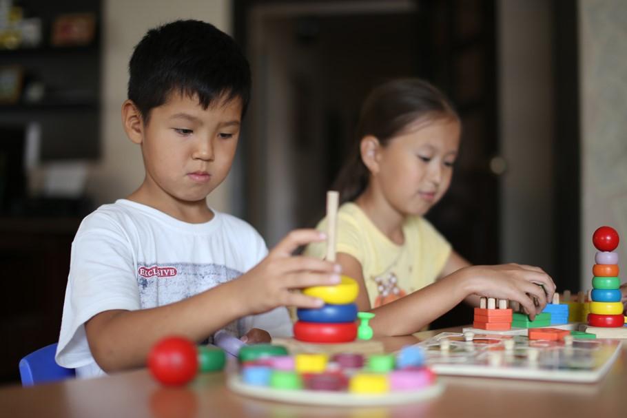 Развивающие занятия и творческие студии для детей с ОВЗ