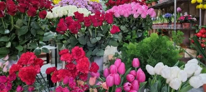 цветочный магазин «Людмила»