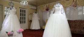 """свадебный салон """"Белый Аист"""""""