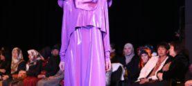 Мусульманская мода Кыргызстана.