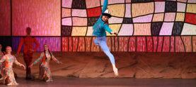 """Балет """"Манкурт"""" 18-19 Апреля 2015 года в Кыргызском Национальном Академическом Театре оперы и балета"""