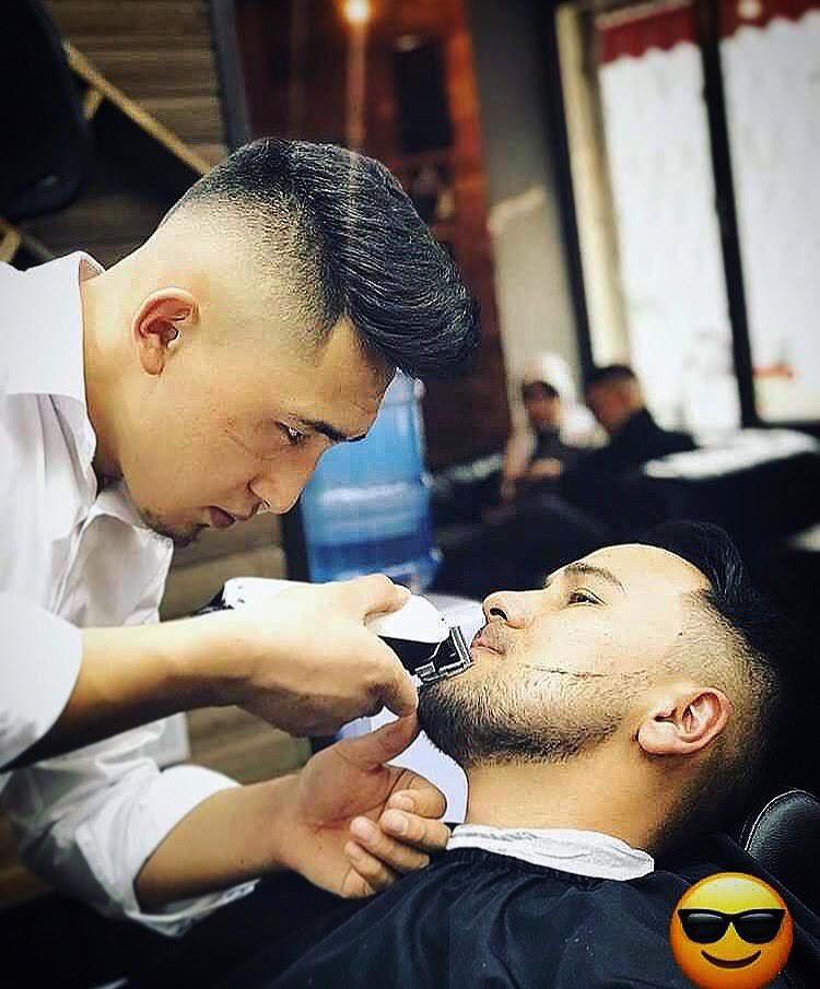 Golden Barbershop